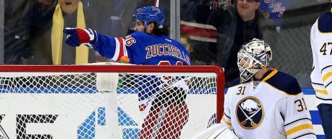 Zuccarello scoret i Rangers-seier