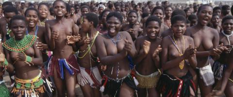 S�rafrikanske jenter m� bevise jomfruelighet for � f� stipend
