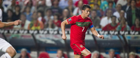 Norge m�ter Ronaldo og Portugal 29. mai