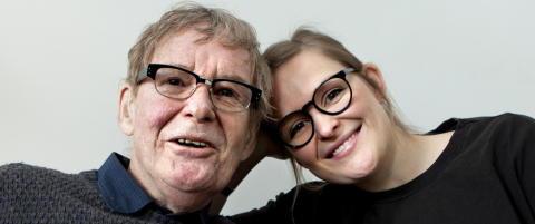 Emilie - datter av verdensber�mt jazztrommeslager