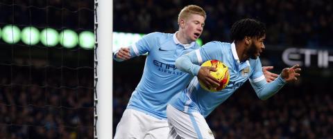 City til finale etter kontroversiell scoring
