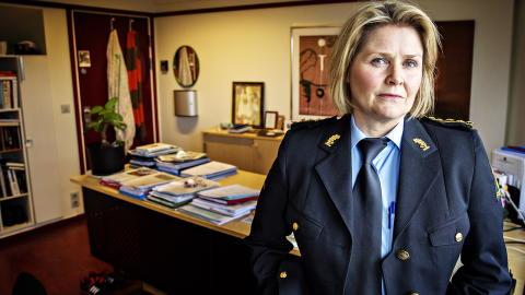 ETTERFORSKINGSLEDER: Politiinspekt�r Grete Lien Metlid leder Seksjon for volds- og seksualforbrytelser i Oslo politidistrikt.  Foto: Nina Hansen / Dagbladet