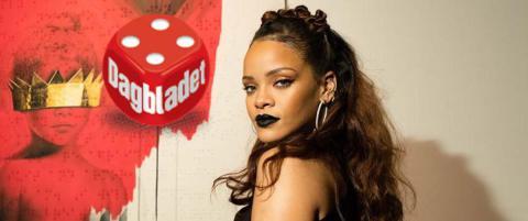 Rihanna tar pause fra hit-hysteriet med �ANTI�
