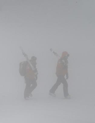 Utfortrening i Garmisch avlyst
