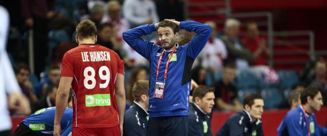 Norges EM-drøm knust: - Jeg er stolt av gutta