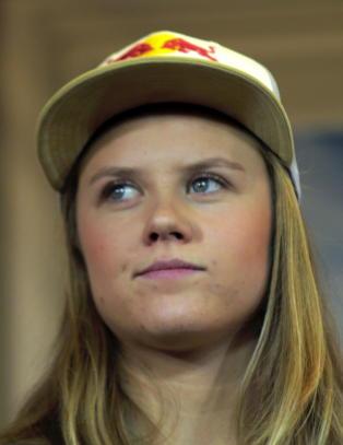 Christiansen tok X-Games-s�lv. Kelly Sildaru (13) vant