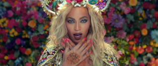 Beyonc� f�r kritikk for rollen i Coldplay-video