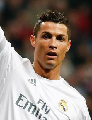 Ronaldo med hat trick da Real Madrid valset over Espanyol