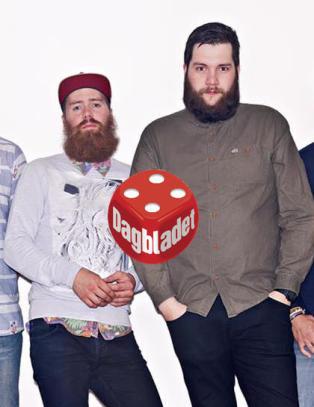 Et norsk Coldplay med hipsterskjegg