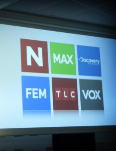 Her er plasteret p� s�ret til TV-kundene i Norge - og i Sverige