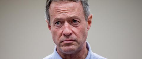 - Martin O?Malley trekker seg fra demokratenes nominasjonskamp