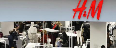 Et syrisk flyktningbarn sydde kl�r for H&M og Next