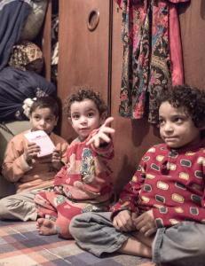 Flyktningene m� settes i stand til � bygge ei framtid n�r krigen er over