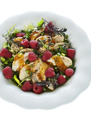 Tre raske og sunne salater du blir mett av