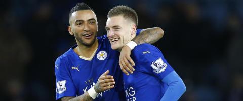 Snart er det bare Manchester City igjen til � kl� Claudio Ranieri og Leicester