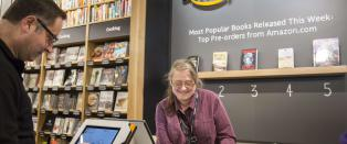 - Amazon planlegger � �pne inntil 400 bokhandler