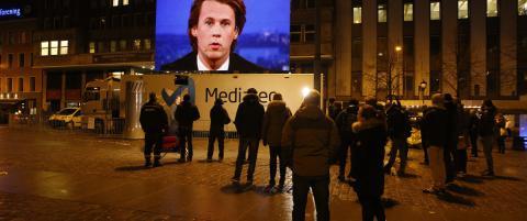 TV-krigen gir vekst for konkurrerende tjenester