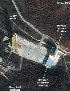 Denne m�neden sikter Nord-Korea mot verdensrommet: - En stor trussel mot verden