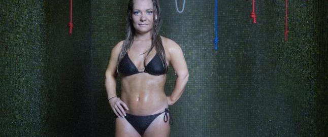 Sandra Borch: - Det har tatt tid, men n� aksepterer jeg kroppen min som den er