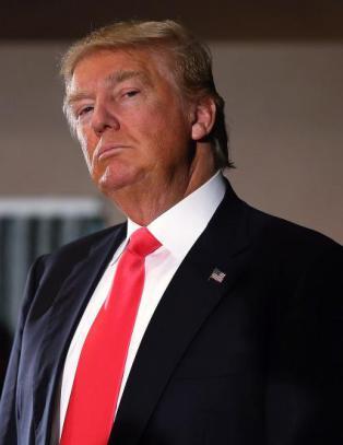 Trump beskylder motstander for å «ulovlig stjele» valgseier