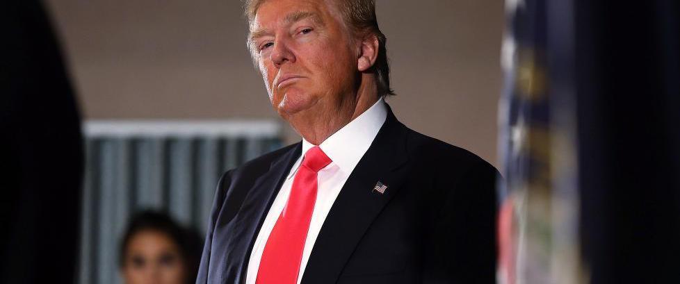 Trump beskylder motstander for � �ulovlig stjele� valgseier
