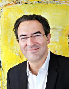 Juan Gabriel V�sques skriver sine romaner i skyggen av kokainkrigene