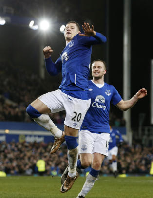 To straffespark ga etterlengtet jubel for Everton