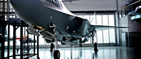 Rapport: Norske kampfly vil ikke leveres med full kampkraft