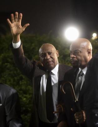 Cosby klarte ikke � stanse overgrepssak