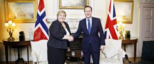 Storbritannia vil gi 1,2 milliarder pund ekstra til Syria
