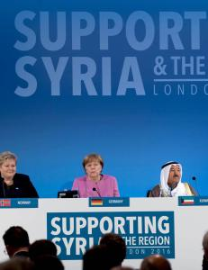 Den syriske krisen er annerledes  enn tidligere flyktningekriser