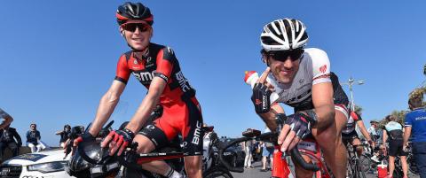 Kristoff: - Cancellara blir nok farlig