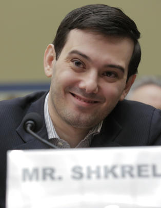 �USAs mest forhatte mann� gliste da han fikk aids-sp�rsm�l
