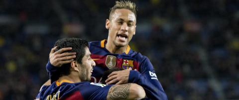 Hevder United ville betale 1,7 milliarder for Neymar
