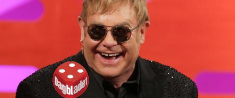 Ameldelse: N�r Elton John jakter p� sin egen storhet