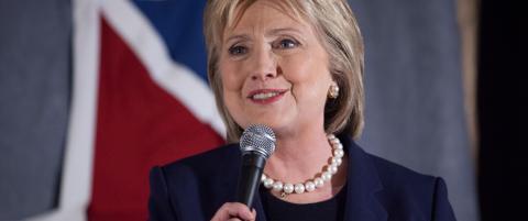 Hillary-forakten