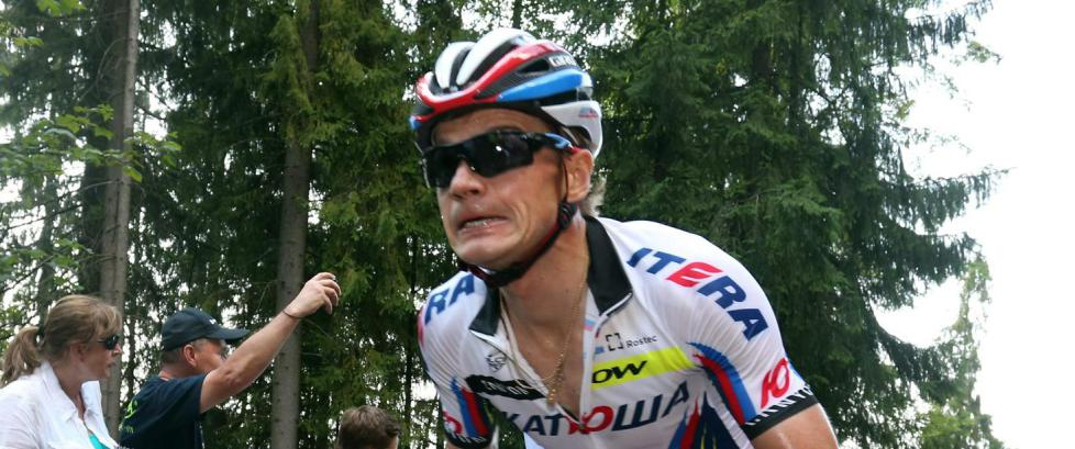 Nytt doping-sjokk i Katjusja: Kristoffs lagkamerat tatt