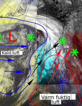 Meteorologenes helgevarsel: Mildv�r og v�rstemning