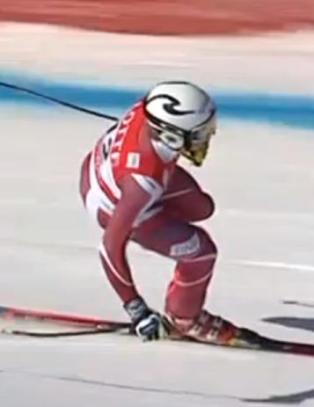 Nytt utfordrama for Kilde: Her mister han skia i over 100 km/t