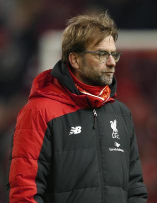 Klopp mister Sunderland-kampen grunnet akutt sykdom