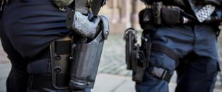 Politiskudd i Harstad gikk gjennom veggen