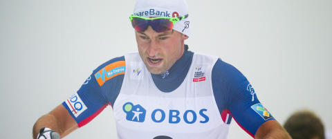 Petter Northug har innsett at han har en grusom jobb foran seg