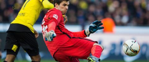 Jarstein stoppet Dortmund som gikk p� sjeldent poengtap