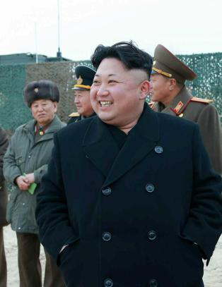 Ford�mmer Kims rakettoppskyting