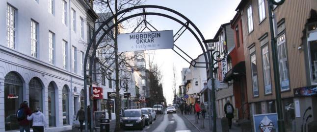 Tastefeil sendte turist p� vanvittig islandsk bomtur