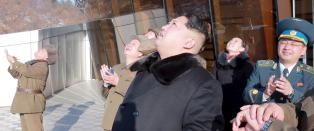 N� vil USA og S�r-Korea advare med amerikansk rakettsystem