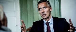 Nato-Jens ford�mmer Diktator-Kims rakettutskyting �p� det sterkeste�