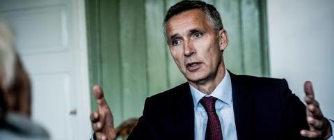 Nato-Jens fordømmer Diktator-Kims rakettutskyting «på det sterkeste»