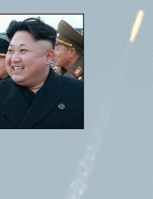 Nord-Korea om raketten �Skinnende stjerne�: - Den gjeveste gave av lojalitet til leder Kim Jung-un