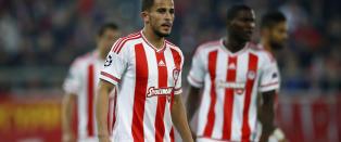 Omar matchvinner for Olympiakos i dramatisk kamp
